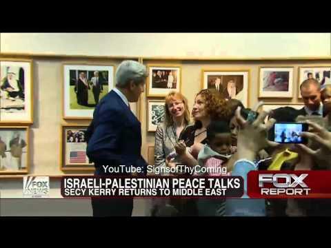 The Beast : Obama sends Kerry back to Israel with framework for Final Peace Agreement (Dec 29, 2013)