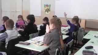 Видео  Урок ознакомления с  окружающим миром во 2 классе