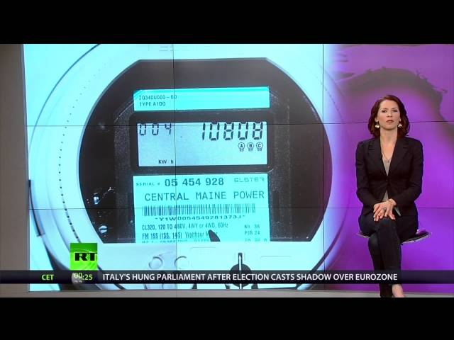 No Privacy with Smart Meters | Big Brother Watch