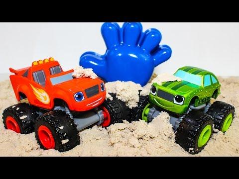 Вспыш и Чудо-машинки! #Вспыш и Крушила: гонки машинок 🏎️! СУПЕР-ГОНОЧНАЯ ТРАССА для гонок!