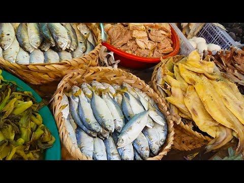 Cambodian Market Natural Life - Market Food Varieties In My Village - Village Food Compilation #1