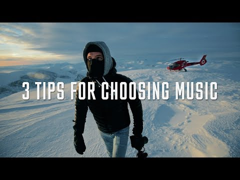 3 TIPS On Choosing THE BEST MUSIC For Videos