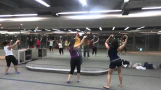 San Sanana Part1 Choreographed by Master Nareen in Sep.