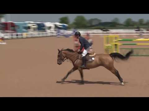 Allington International CSI2* - Day 3 - Gold Tour 1.45m