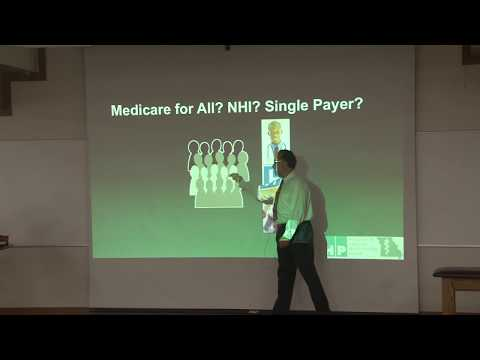 Presentation: Creating a Better Future for American Health Care