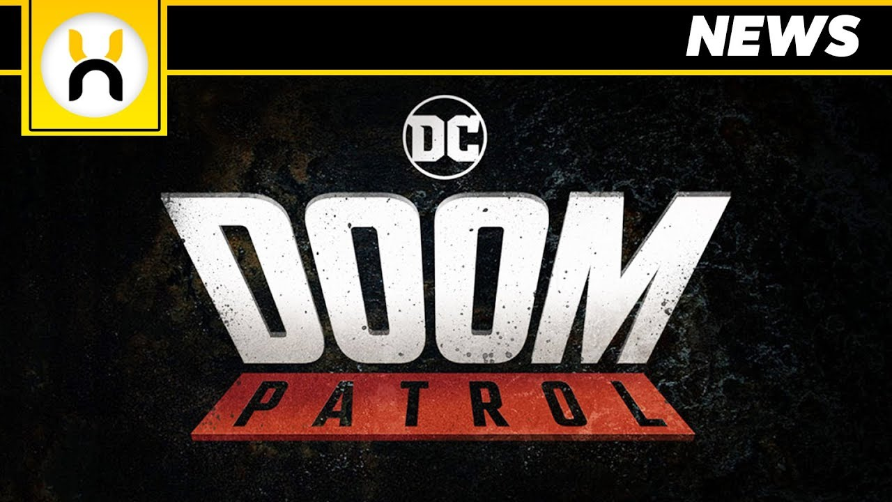 doom patrol tv series announced for dc universe streaming youtube. Black Bedroom Furniture Sets. Home Design Ideas