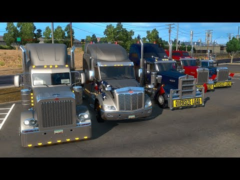 American Truck Simulator Day 29 | Ace Trucking & Logistics Multiplayer Convoy With Subscribers