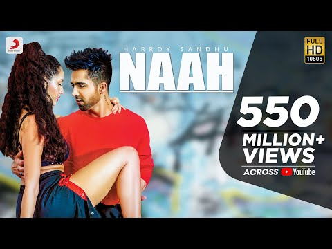 Naah -Harrdy Sandhu Feat. Nora Fatehi | Jaani | B Praak |Official Music Video-Latest Hit Song 2017