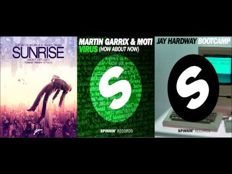Jay Hardway Vs Martin Garrix & MOTi Vs The Aston Shuffle X Tommy Trash - Bootcamp Virus Sunrise