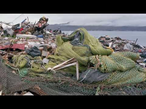 The Dump – growing mountains of waste in Greenland