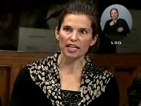Question Period, 23 November 2011 (Parliament of Canada): The Environment