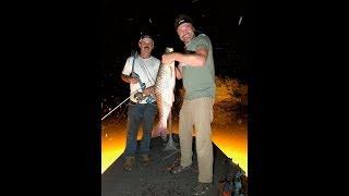 Bowfishing Jordan Lake | Carolina ALL OUT | S-2/Ep 8