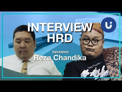 Pak HRD Intim bareng Reza Chandika