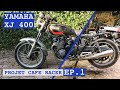 Restauration Yamaha XJ400 Episode 1