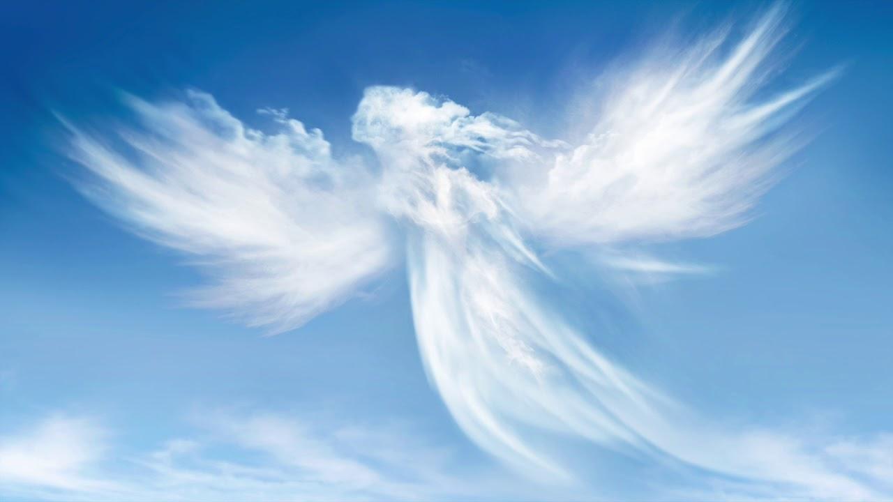 Image result for angel sky