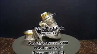 RangeMan. Катушки рыболовные MAVER, RYOBI, Black Hole.(, 2014-04-10T22:36:46.000Z)