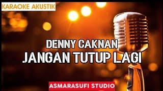 Denny Caknan - Jangan Tutup Lagi (Instrumen+lirik)