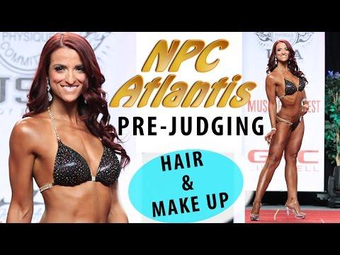 It's Show time! Pre-judging, Hair & Make Up|NPC ATLANTIS Ep 20 Part 1|#ShanaEmily