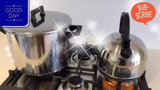 찌든 주방 그릇이 새것이 되는 이유 ?