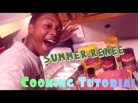 #CookingTutorial Making Hot Tamales Summer Renee Way🧐😋🍽