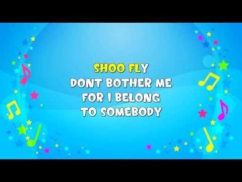 Shoo Fly Sing A Long