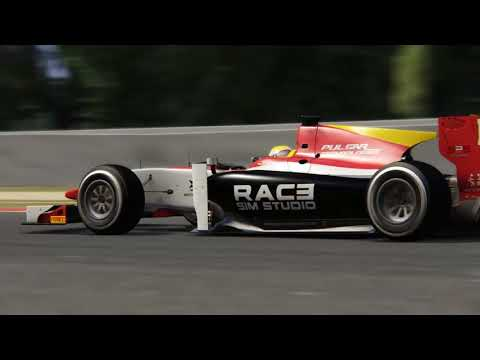 Formula RSS 2 Hotlap (Barcelona GP)