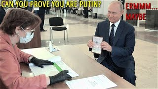BREAKING! Putin Votes on Historic Constitutional Amendments That Could Extend His Rule To 2036