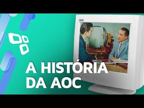 A história da AOC - TecMundo
