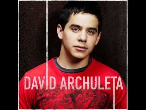 David Archuleta - Somebody Out There [with LYRICS]