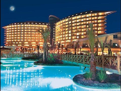 Royal Wings Hotel 5* Турция, Анталия - в отеле 14 ресторанов!!!