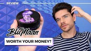 BluMaan Pomade |  Honest Review
