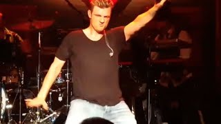 Nick Carter Turns Adults Into Teenage Fangirls Again!! (Live 3/06/2016 In New Orleans)