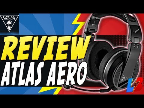 Turtle Beach ELITE ATLAS AERO REVIEW | Wireless Gaming Headset (PC, PS4, Xbox One) Before You Buy
