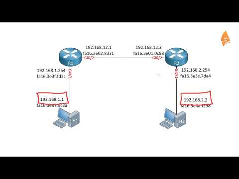 IP Routing Explained