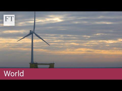 Power ahead: Scotland's pioneering renewables role