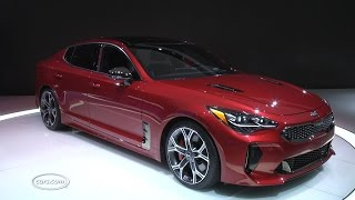 2018 Kia Stinger Review: First Impressions