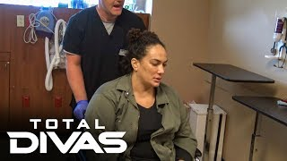 Nia Jax goes for surgery on her ACLs: Total Divas, Dec. 10, 2019