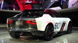 All New 2013 Nissan IDx Nismo Concept (2013 Tokyo Motor Show)