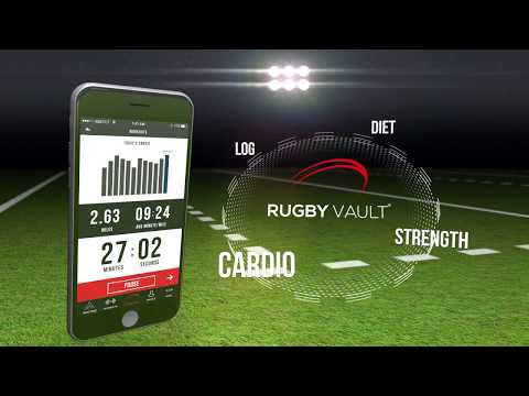 Rugby Vault Mobile App | Adaptive Rugby Training System