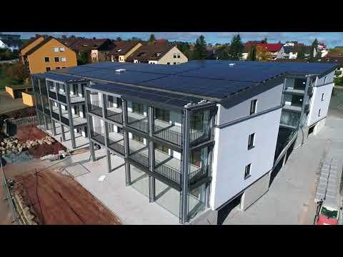 Altersgerechtes Wohnen mit bester medizinischer Versorgung in Bad Neustadt