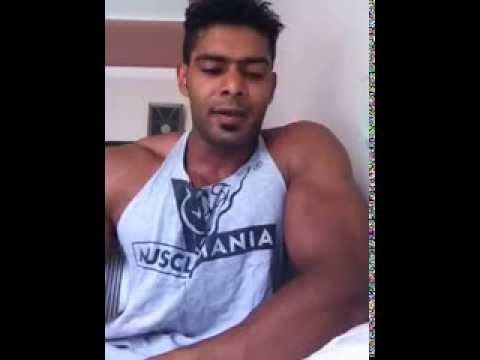 Salman Ahmad Bodybuilder