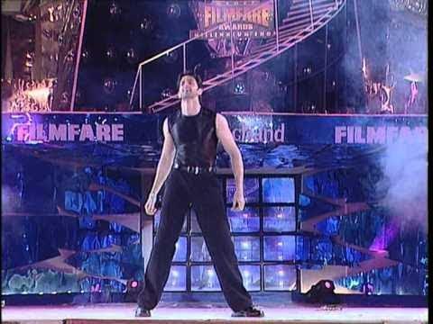 Download Hrithik Roshan Dance   Filmfare 2001