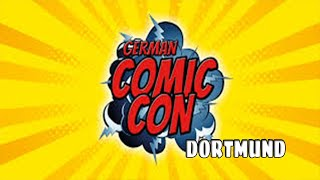 German Comic Con Dortmund 2019