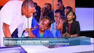 """""""L'AIMS, un enseignement d'excellence pour que le prochain Einstein soit africain"""" • FRANCE 24"""