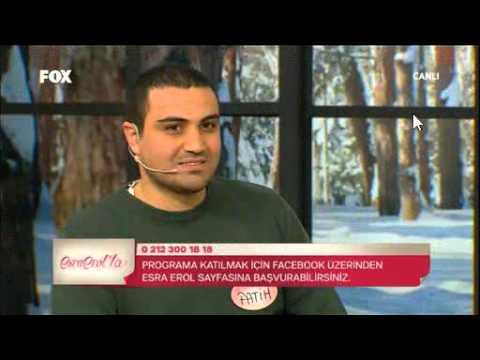 Esra Erolla 30 Ocak 2015 - Part 4 (Fatih'in İlk Talibi)