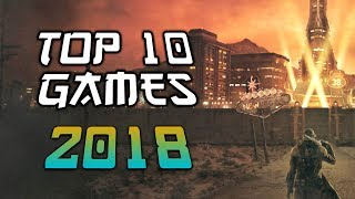 Top 10 Free Games On Android And IOS 2018 !!