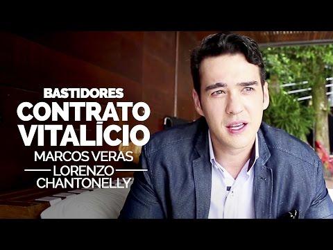 Contrato Vitalício: Lorenzo Chantonelly