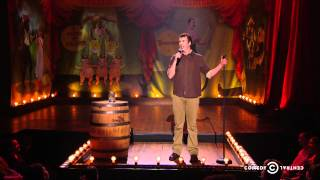 Matt Braunger - Shovel Fighter - Lonely-Man Dinners
