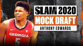 Anthony Edwards NBA Draft Preview! Our #1 Pick has ELITE Scoring Ability!