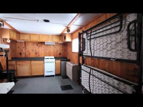 PortAvilla Ice Fishing Rentals - 6 Man House Tour